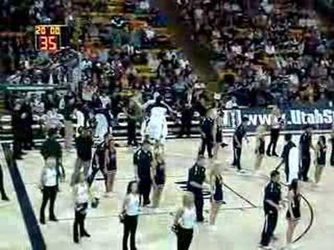 Utah State Basketball! Final home game vs Fresno State