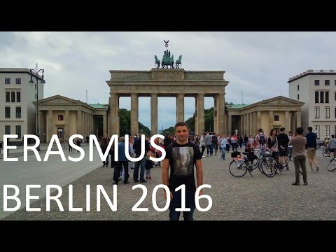 Erasmus in Berlin - Summer Semester 2016