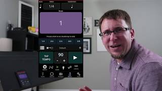 How to use a Metronome in the Tonal Energy App