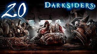 Darksiders: Wrath of War прохождение на геймпаде часть 20 Стигиец и его надоедливая мелочь