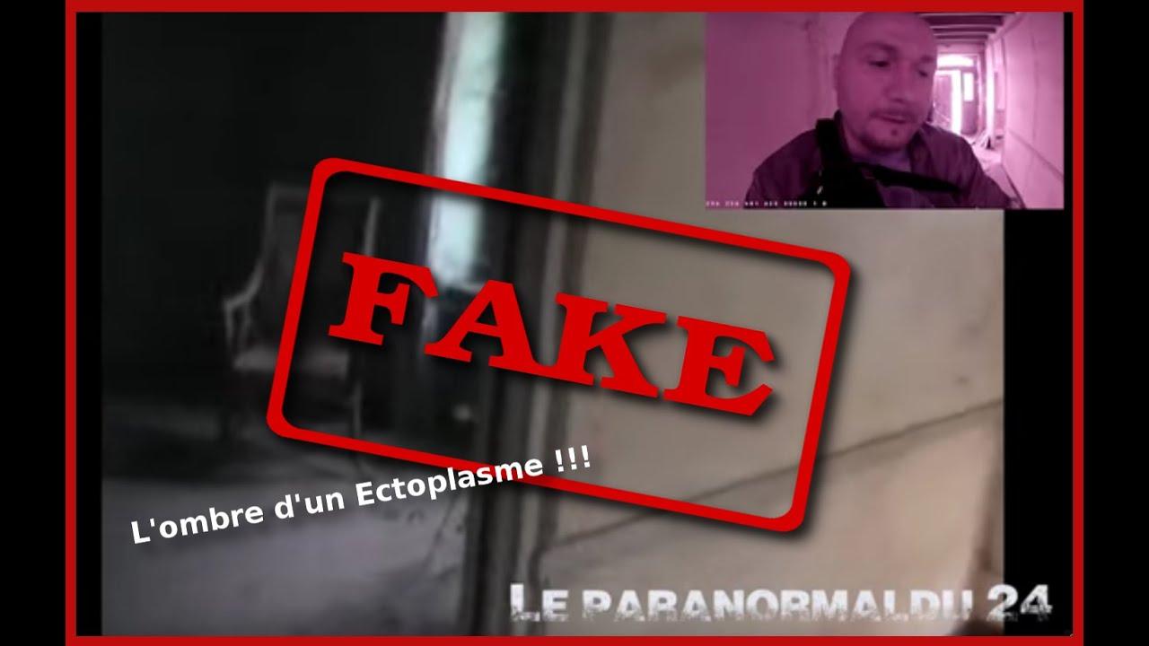 paranormal 24 fake
