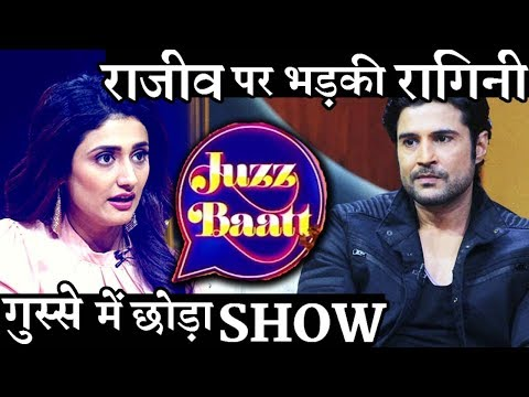 TV Actress Ragini Khanna walks out of 'Juzzbaatt' Set in ANGER ?