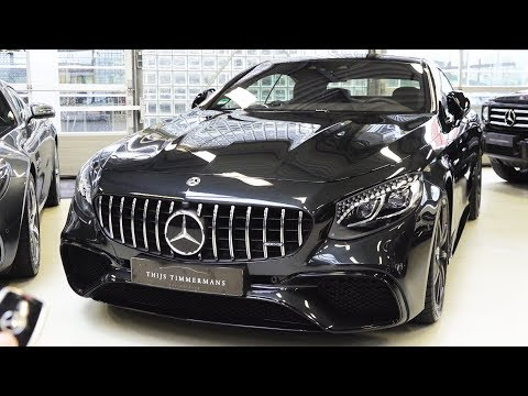 2019 Mercedes S65 AMG Coupe - V12 NEW Review BRUTAL Sound Ex