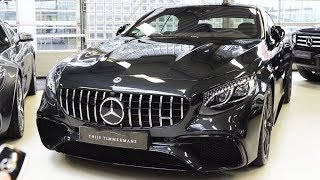 2019 Mercedes S65 AMG Coupe - V12 NEW Review BRUTAL Sound Exhaust Interior Exterior Infotainment