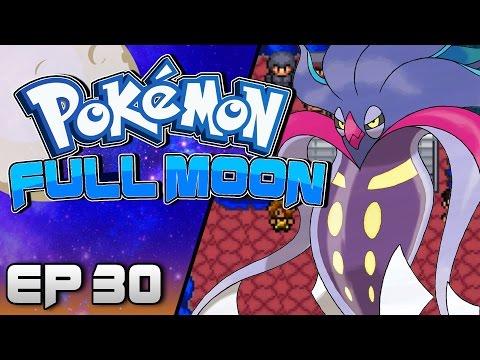 Pokemon Full Moon 🌙 (Fan Game) Part 30 POWERFUL MALAMAR! Gameplay Walkthrough