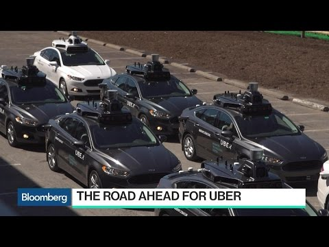 CA DMV Says Uber Breaks Law With Self-Driving Cars