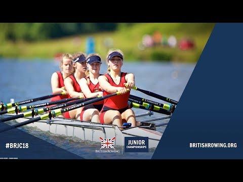 British Rowing | Junior Championships 2018 | Day 2