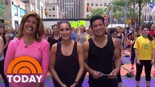 Trainer Kayla Itsines Lead A Bikini Body Workout | TODAY