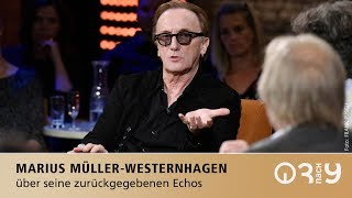 Marius Müller-Westernhagen über seinen ECHO-Verzicht nacht dem Kollegah-Skandal // 3nach9