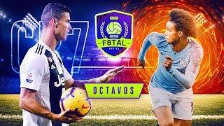 F8TAL RONALDO TOTY | OCTAVOS DE FINAL | DjMaRiiO vs Wolfy