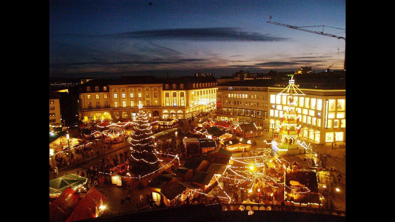 Weihnachtsmarkt Kassel Stände
