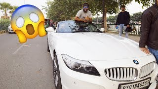 BMW Z4 INDIA In Depth Review (Hardtop Convertible)-The Lap of Luxury