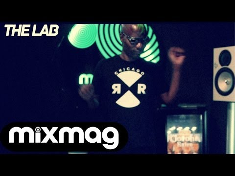 Green Velvet drops Ten Walls 'Gotham' in The Lab LDN