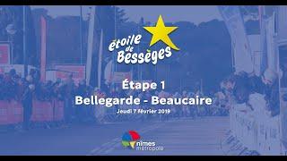 étoile De Bessèges 2019 étape 1 Bellegardebeaucaire