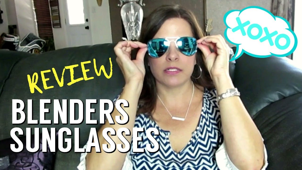 87afe76b8f243 Blenders Sunglasses Review - YouTube