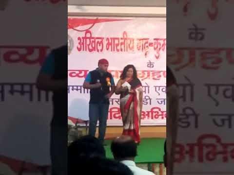 Maa Nanda Ki Doli by Kaushal Pandey & Neeraj Panwar live steg program