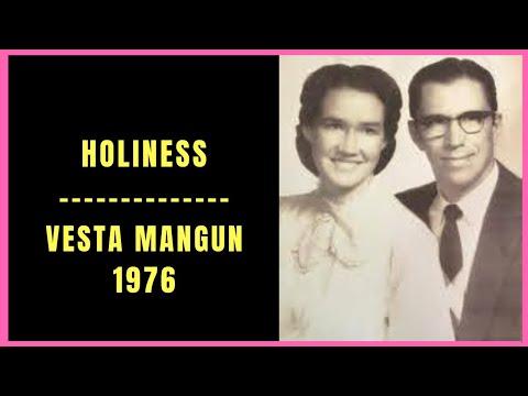 Holiness by Vesta Mangun 1976