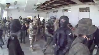 GAME DE REINAUGURAÇÃO NO TERMINUS # ESCOLTA DO VIP