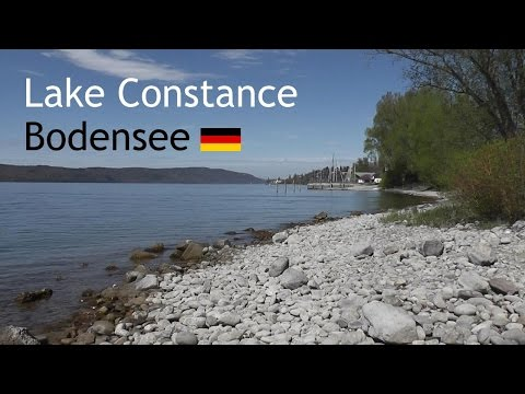 GERMANY: Lake Constance / Bodensee [HD]
