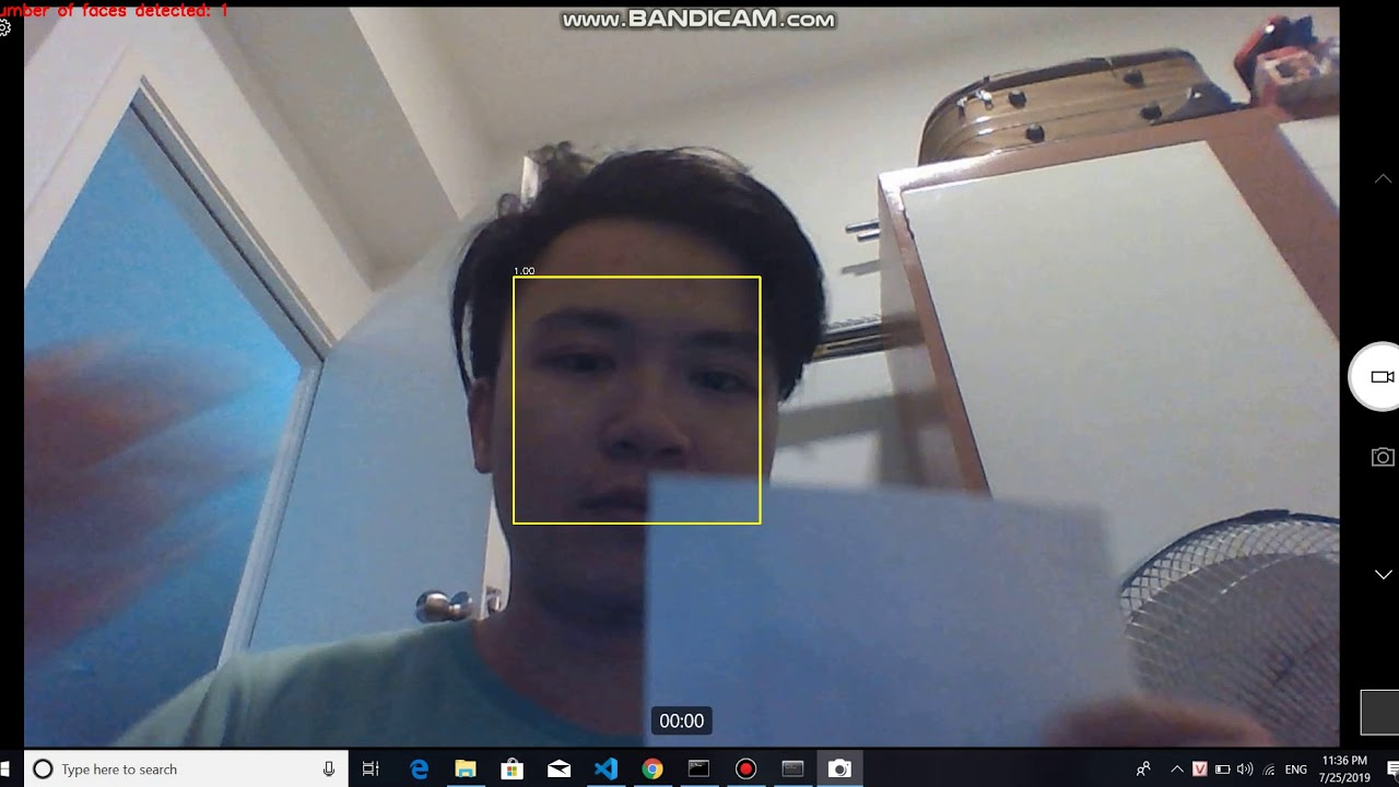 [PPNCKH] Yolov3 face detection demo