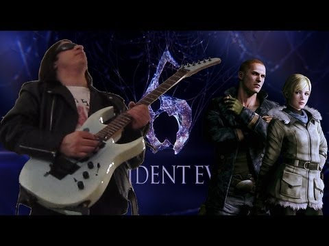 Resident Evil 6 - You Saved Me - Jake & Sherry Theme (DeNicolian ...