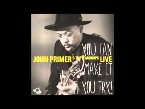 JOHN PRIMER & THE TEARTROPS - YOU CAN MAKE IT IF YOU TRY WOLFRECORDS