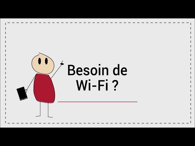 Besoin de wifi ? - EDUROAM