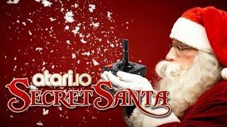 My Atari IO Secret Santa Gifts!