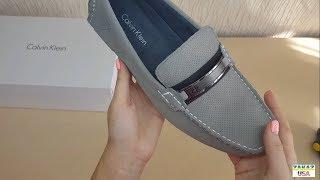 видео Женская и мужская обувь Calvin Klein