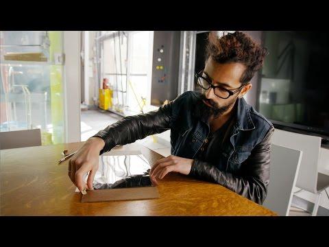 Caltech Alumnus Manan Arya: Origami … in Space!
