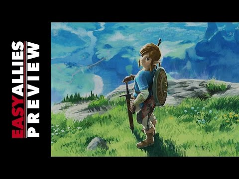 Zelda: Breath of the Wild - First Steps into a Bigger Hyrule