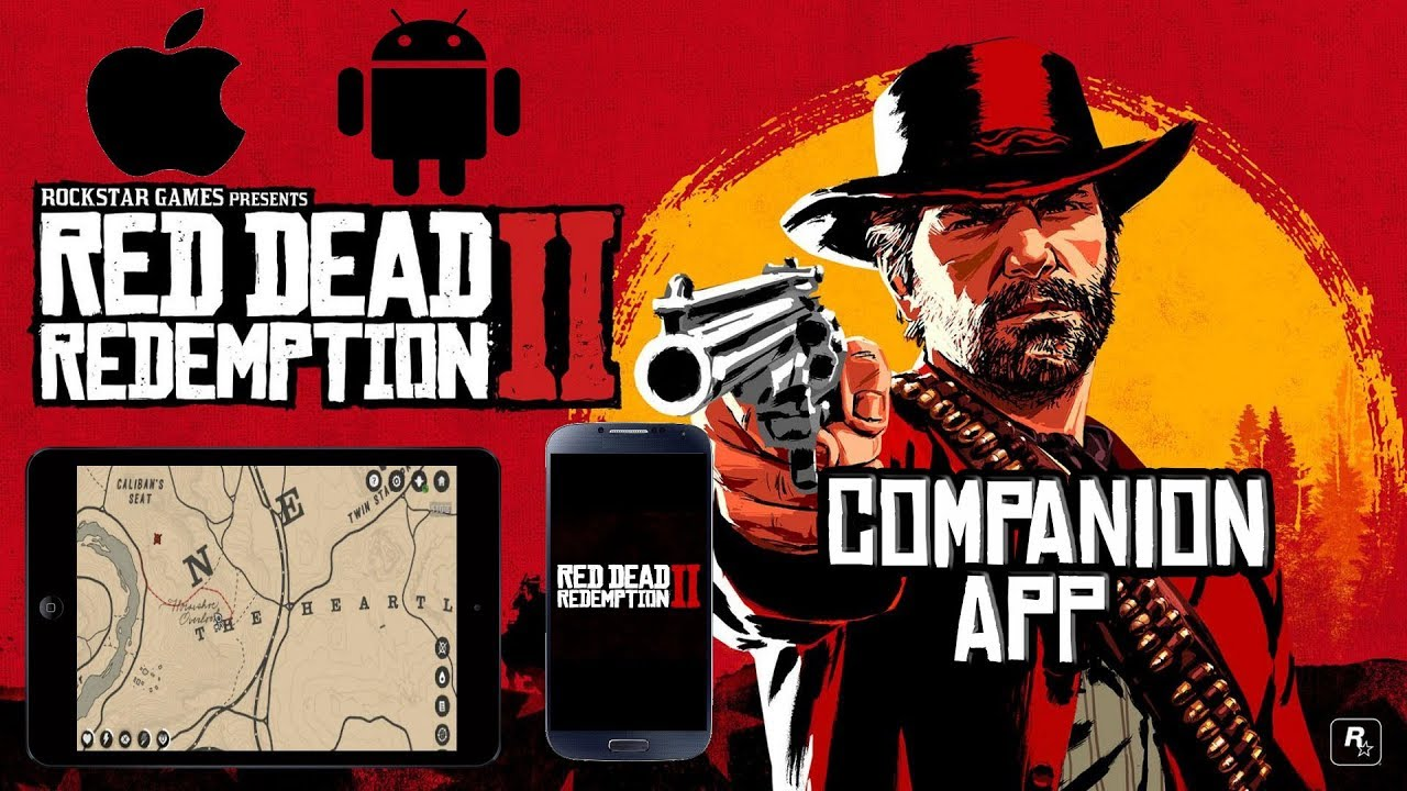 How To Get Red Dead Redemption 2 Companion App