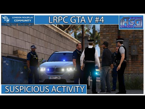 Grand Theft Auto V LRPC: #4: Suspicious Circumstances  [ERT Ford Focus Estate]