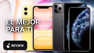 iPhone 11, iPhone 11 Pro y iPhone 11 Pro Max, ¿cuál comprar?