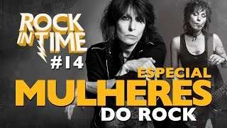 Baixar TOP 12 MULHERES DO ROCK - ROCK IN TIME #14 | ESPECIAL