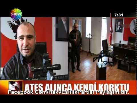 HEPAR' Lı Mucit Samsun-İlkadım İlçe Başkanı Mustafa Yiğit
