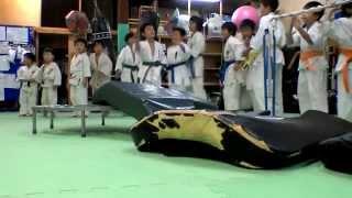 大阪市北区の極真空手.