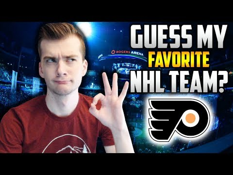 Can They Guess My Favorite NHL Team From These 12 Random Questions?