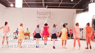 "Kimbra - ""Cameo Lover"" (Behind the Scenes)"