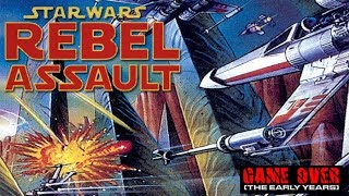 Game Over: Star Wars - Rebel Assault (Sega CD) - Defunct Games