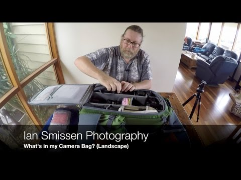 What's In My Camera Bag? (Landscape Photography)