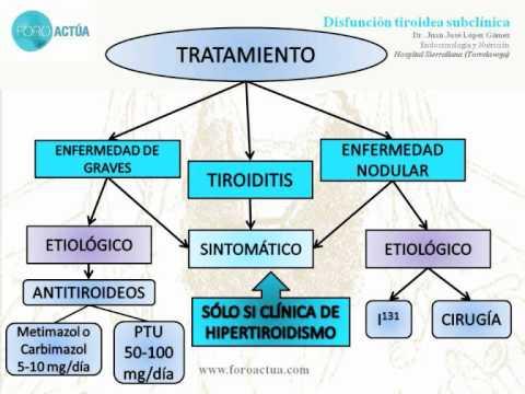 Alimentos prohibidos en hipotiroidismo subclinico