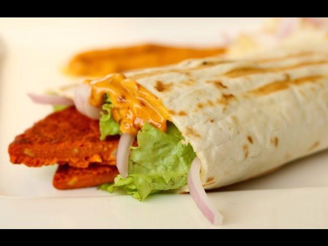 Mcdonalds Chicken Wrap Mcdonalds Masala Grill Chicken Wrap Saucy Wraps Part 1 Bharatzkitchen Youtube