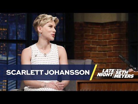Scarlett Johansson Does a Bad Bob Dylan Impression