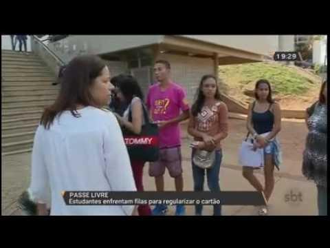 Passe Livre: estudantes enfrentam filas para regularizar o cartão