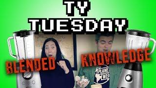 Ty Tuesday - BLENDER CHALLENGE (it's gross)