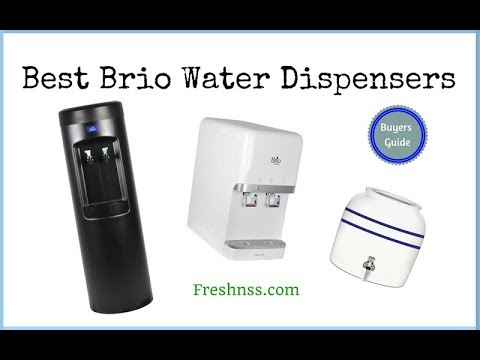 ✅ Brio Water Dispensers: Reviews of the 9 Best Brio Water Dispensers, Plus the 2 Worst to Avoid ❎