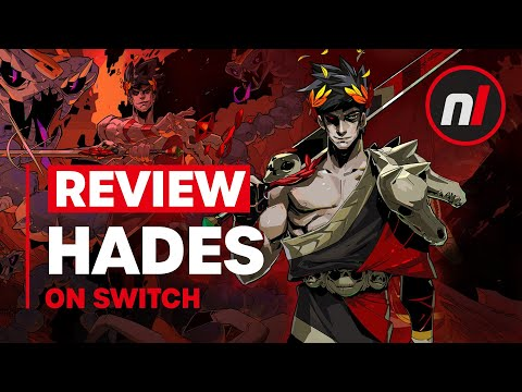 Hades Nintendo Switch Review - Is It Worth It?