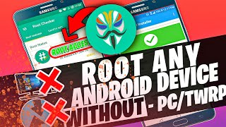 ROOT Any Android Device In Just 1 Click! - Without PC/TWRP/BOOTLOADER cмотреть видео онлайн бесплатно в высоком качестве - HDVIDEO