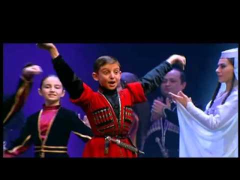 Концерт «Эрисиони» в Зеленом театре ВДНХ